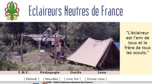 Site officiel : http://www.eclaireurs.org