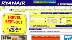 Site Officiel www ryanair com