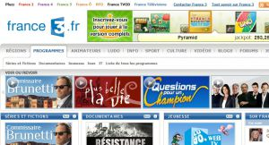 Site officiel : http://programmes.france3.fr