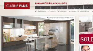 Site officiel : http://www.cuisine-plus.fr
