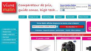 Site officiel : http://www.vivremalin.com