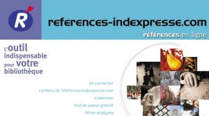 Site officiel : http://www.references-indexpresse.com