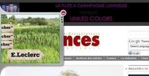 Site officiel : http://www.referenceschr.com