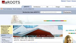 Site officiel : http://www.aroots.org