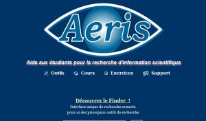 Site officiel : http://aeris.11vm-serv.net