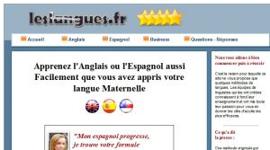 Site officiel : http://www.leslangues.fr