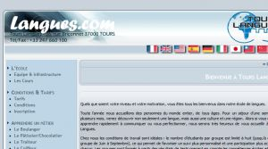 Site officiel : http://www.langues.com
