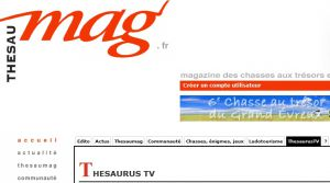 Site officiel : http://www.thesaurus-tv.com