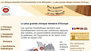 Site officiel : http://www.wellness-dentaire.com