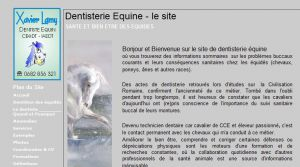 Site officiel : http://dentiste-equin.com