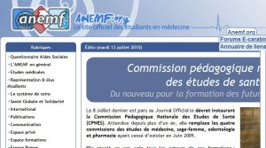Site officiel : http://www.anemf.org