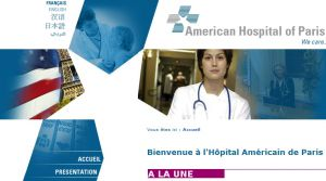 Site officiel : http://www.american-hospital.org
