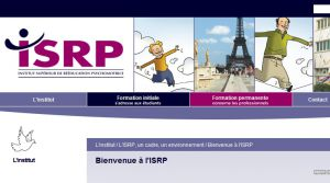 Site officiel : http://www.isrp.fr