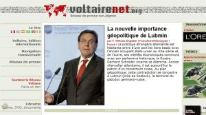 Site officiel : http://www.voltairenet.org