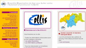Site officiel : http://www.eollis.net