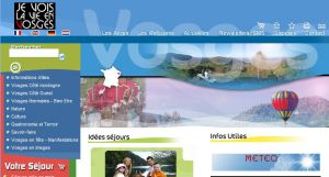 Site officiel : http://www.tourismevosges.fr