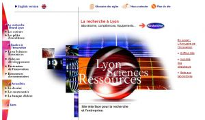 Site officiel : http://www.lyon-sciences.prd.fr