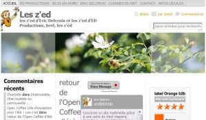 Site officiel : http://leszed.ed-productions.com
