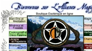 Site officiel : http://www.alliance-magique.com