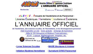 Site officiel : http://www.alehoe.com