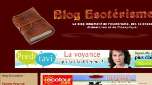 Site officiel : http://www.blogesoterisme.com