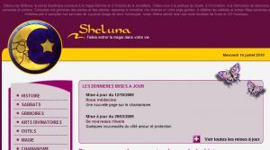 Site officiel : http://www.sheluna.com