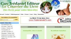 Site officiel : http://www.editions-tredaniel.com