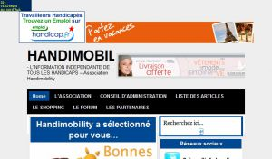 Site officiel : http://www.handimobility.org