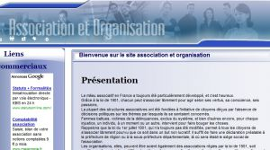 Site Officiel : Site Officiel association-et-organisation com