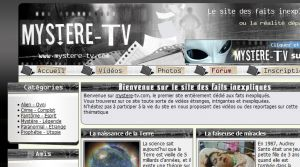 Site officiel : http://www.mystere-tv.com