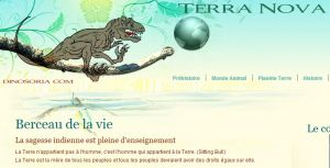 Site officiel : http://www.dinosoria.com