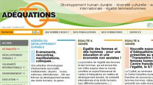 Site officiel : http://www.adequations.org