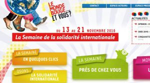 Site officiel : http://www.lasemaine.org