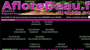 Site officiel : http://www.afloredeau.fr