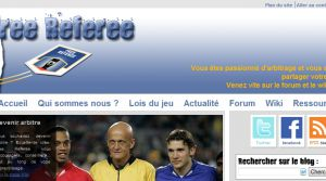Site officiel : http://www.arbitre.net