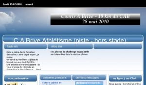 Site officiel : http://www.cabcourse.fr