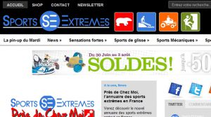 Site officiel : http://www.sports-extremes.net