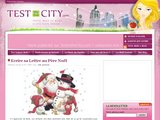 Site officiel : http://www.testinthecity.com