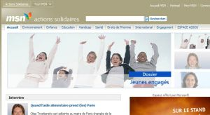 Site officiel : http://actionssolidaires.fr.msn.com