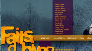 Site officiel : http://www.faitsdhiver.com