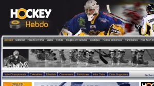 Site officiel : http://www.hockeyhebdo.com