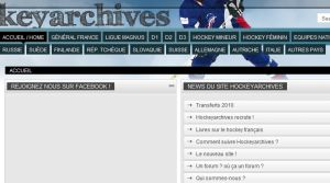 Site officiel : http://www.passionhockey.com