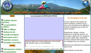 Site officiel : http://www.montagne-virtuel.com