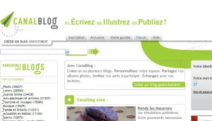 Blog photo, blog audio ou video. Creer un blog gratuit