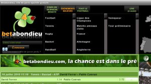 Site officiel : http://www.betabondieu.com