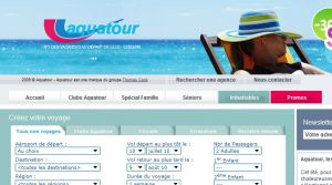 Site officiel : http://www.aquatour.com
