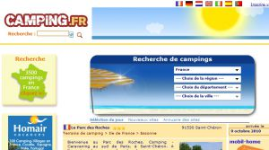 Site officiel : http://www.camping.fr
