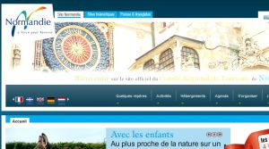 Site officiel : http://www.normandie-tourisme.fr