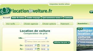 Site officiel : http://www.locationdevoiture.fr