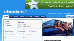 Site officiel : http://www.ebookers.fr
